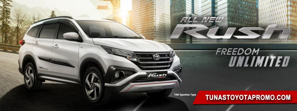 Kredit Mobil Toyota Rush 2019 Jakarta