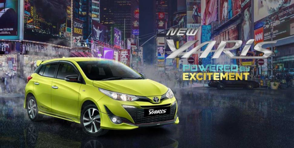 Promo Toyota Yaris Jakarta, Bekasi, Tangerang, Bogor | Telp. 0813-8859-2997 | Promomobiltoyotajkt.com