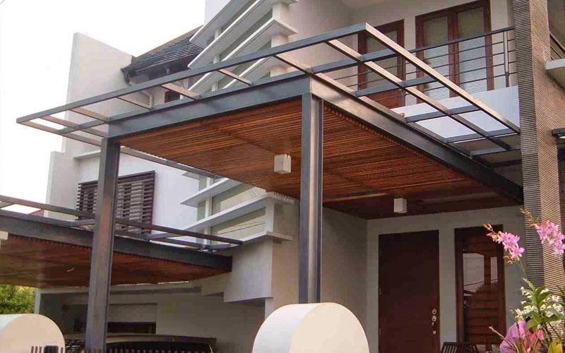 Jasa Pembuatan dan Pemasangan Kanopi Surabaya | WA 0812-4232-8711 | Mandirikanopi.com