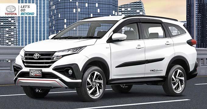 Promo Toyota Rush Jakarta 2019 | WA 08176737838 | Astratoyotajakarta.com