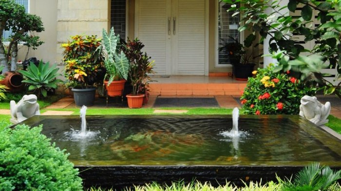 Jasa Pembuatan Taman dan Kolam Professional | hub. 081388019922 | Jasatukangtamanprofesional.id